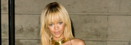 Rihanna Is Collaborating w/ UK High Street Brand River Island To Create Spring 2013 Capsule Collection